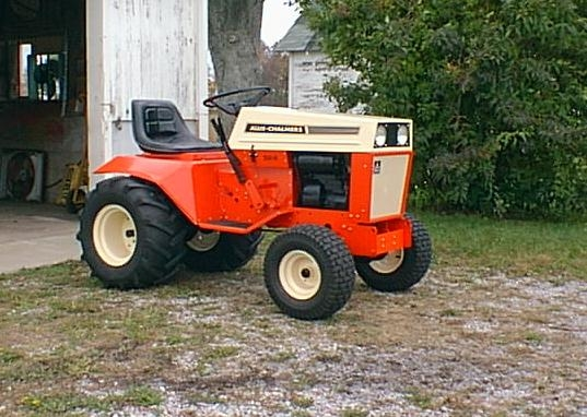 Wanted allis chalmers garden tractor farm garden by autos post for Craigslist eugene farm and garden